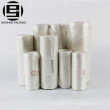 Sacs de plastique de conservation de nourriture de scelleur de vide de qualité commerciale