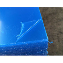 Custom Clear Fluorescent Extruded Acrylic Sheet 4mm , Weather Resistance