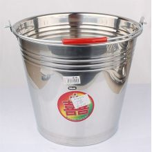 22cm Stainless Steel Water Bucket