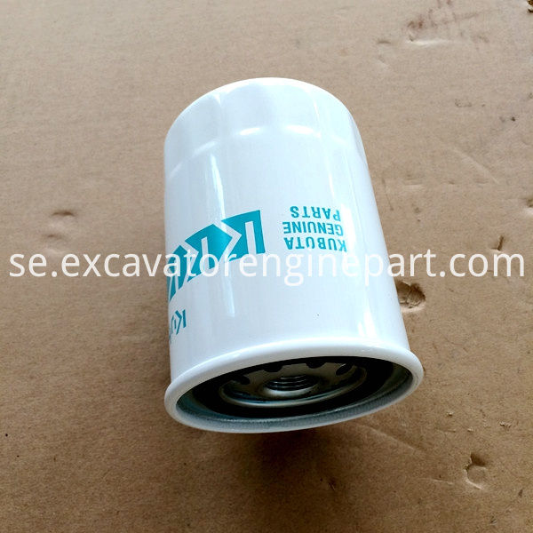 V2203 Fuel Filter Element HH166-43560 For Kubota Engine