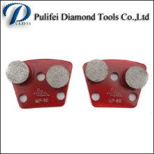 Hohes Kobalt-Diamant-Schleifsegment für benutzt auf Schleifmaschine