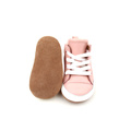 Luar Running Pink Baby Shoes Boots Girls