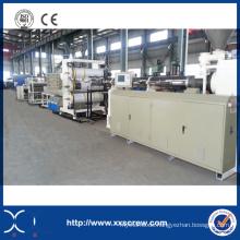 PE PP (SJW Serie Fertigungslinie) Bleche Extrusionsmaschine