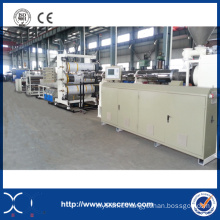 PE PP (SJW Series Production Line) Sheets Extrusion Machine