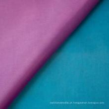 tecidos 100% poliéster forro de tafetá de prata de cor personalizada