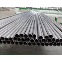 ASME SA 249 tubos de aço inoxidável soldados tubos para permutador de calor