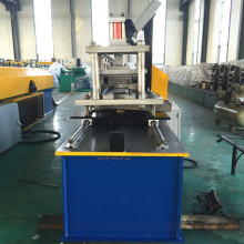 ZT110 steel strip door roll forming machine