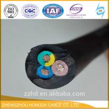 H07RN-F câble en caoutchouc 450 / 750V
