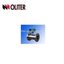ss 304 Intelligent affichage numérique bride débitmètre d'air turbine à gaz compteur