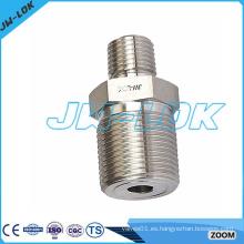 De alta calidad de reducción de tubería hexagonal racor de tubo de hierro dúctil-ductil