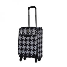 Upright Expand Soft Luggage met 4 wielen