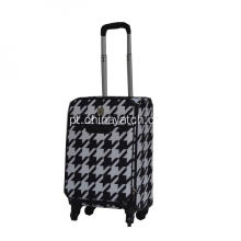Upright Expand Soft Luggage com 4 Wheels