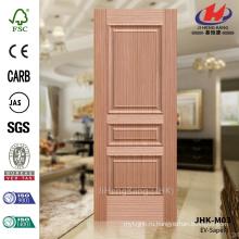 JHK-M03 тиснение Пресс-офис Living Hot Продажа Саудовская Аравия Sapeli Три панели панели двери