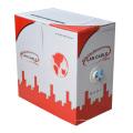 Производитель СИПУ Китай лучшей цене 4 пар 24awg кабель UTP кабель и FTP и SFTP cat5e кабель локальной сети