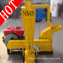 Pellet with Crusher Machine (NMB-200)