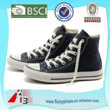 Baratos OEM zapatos de China para los hombres zapatos de lona con los últimos zapatos de lona