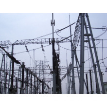 Transmission Line Steel Tower (the highest voltage is 230KV)