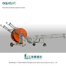 Système d'irrigation à enrouleur de tuyau de flèche haut de gamme