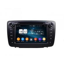 Baleno 2016-2018 car multimedia player dvd