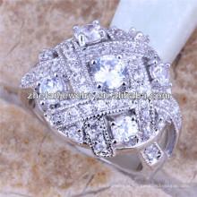 anel de noivado de moda anel de desconto elegante
