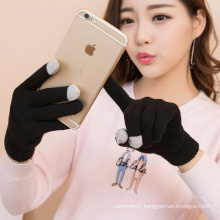 high quality fashion warm autum wool alpaca gloves to keep warm