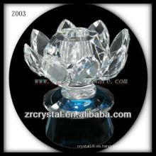 Candelero cristalino popular Z003