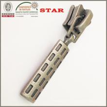Kunststoff-Metall-Schieber für hochwertigen Reißverschluss