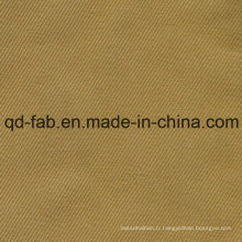 100% coton biologique en coton (QDFAB-8643)
