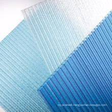 Polycarbonate Sheet Multiwall Sheet Skylight