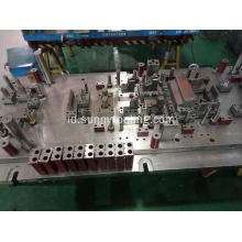 Stamping Mold Untuk Auto Parts Metal Stamping Mouldings