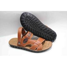 Soft Comfort Herren Strand Sandale mit Latex Einlegesohle (SNB-13-011)