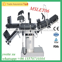 MSLET06M China Manufacture Cheap Operating Table Electric operating table price