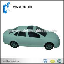 Fabricación profesional de modelos de automóviles modelo de plástico con bajo coste