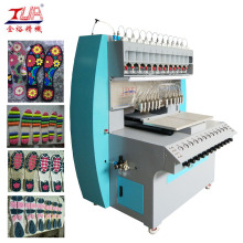 China for 8 Color Pvc Dispensing Machine Plastic Shoe Sole Manufacturing Process export to Poland Manufacturer
