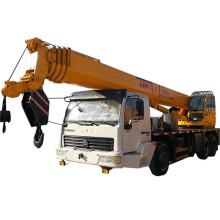 Grúas montadas en camión de 6-10 toneladas y 12-25 toneladas