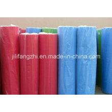 Tissu textile non tissé de polyester pour le vêtement