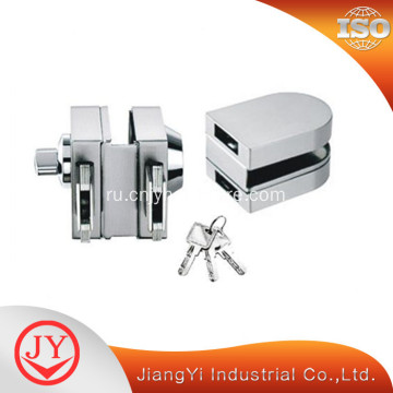 SS304 Patio Door Knob Lock For Glass