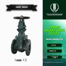 BS5163 ansi class125 ductile iron gate valve of 700mm