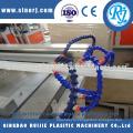 Пластиковые профили из ПВХ искусственный мрамор угол машин линии