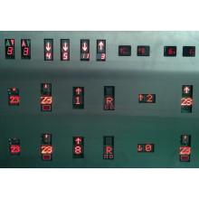 Aufzug-Indikator, Lift, serielles Display, parallele Anzeige