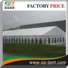 800 Seaters tenda de jantar ao ar livre casamento 20m x50m com pista de dança