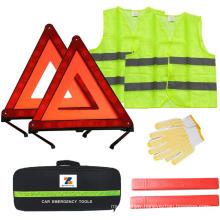 Car Roadside Emergency safety Kit
