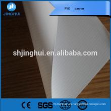 Bandera de visualización de tela de tensión de pared recta de tejido personalizado