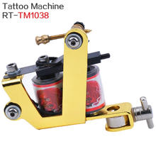 Handmade 8 coils tattoo machine