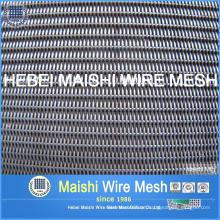 Plain Ducth Weave malha de arame de aço inoxidável