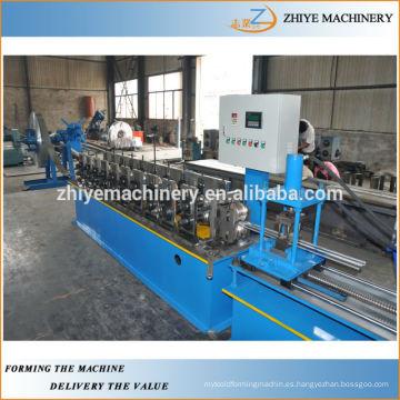 Máquina para hacer encofrado de rodillos