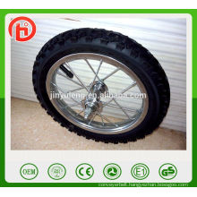 12 14 inch Aluminum alloy spokes bicycle wheel