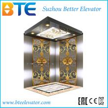 Ce хорошее оформление пассажирский лифт без машинного зала