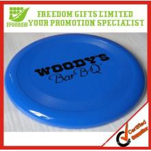 Frisbee en plastique imprimé pas cher bon marché logo personnalisé
