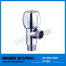 Venta caliente de alta calidad de la válvula de ángulo de cobre amarillo (BW-A15)
